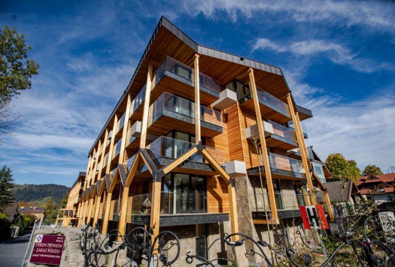 Bachleda Club Residence – Apartament w Zakopanem