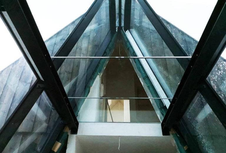 Szklana podłoga – Kierpcówka, Kościelisko